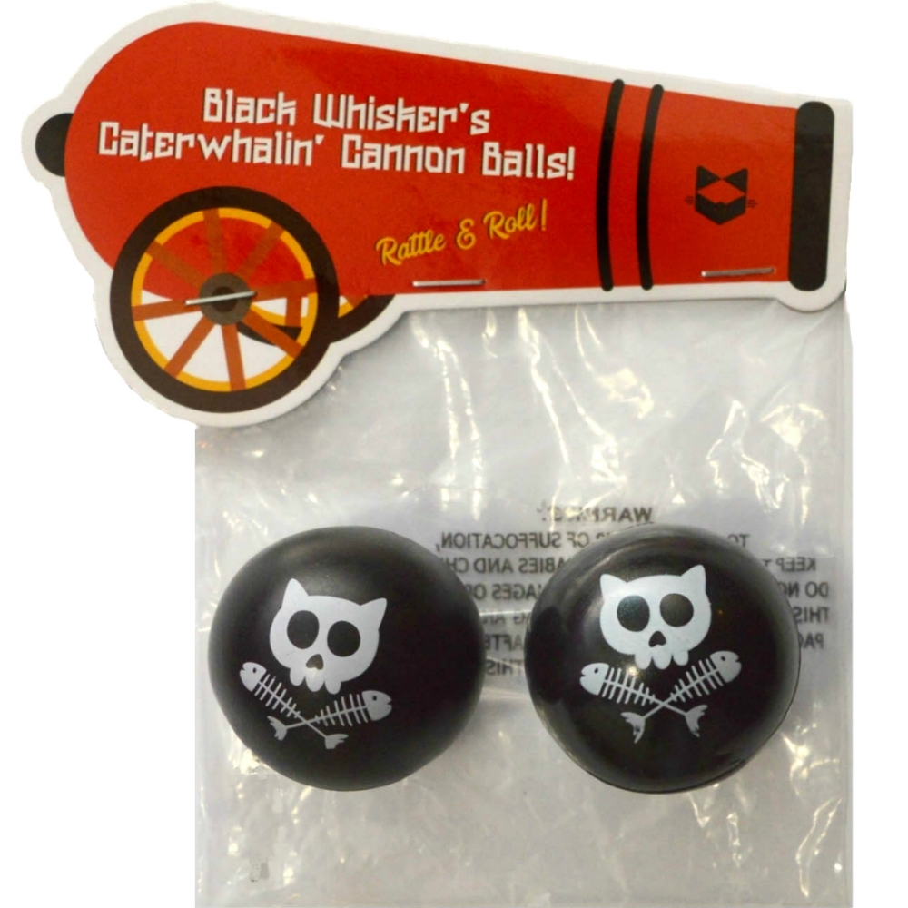Black Whisker's Caterwhalin' Cannon Balls