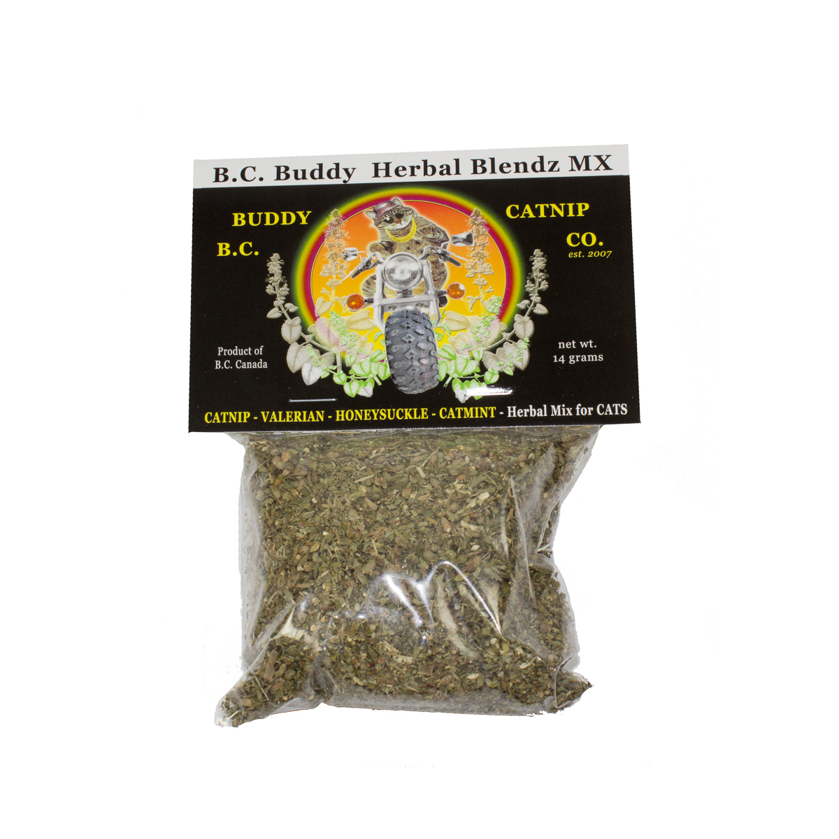B.C. Buddy Herbal Blenz MX