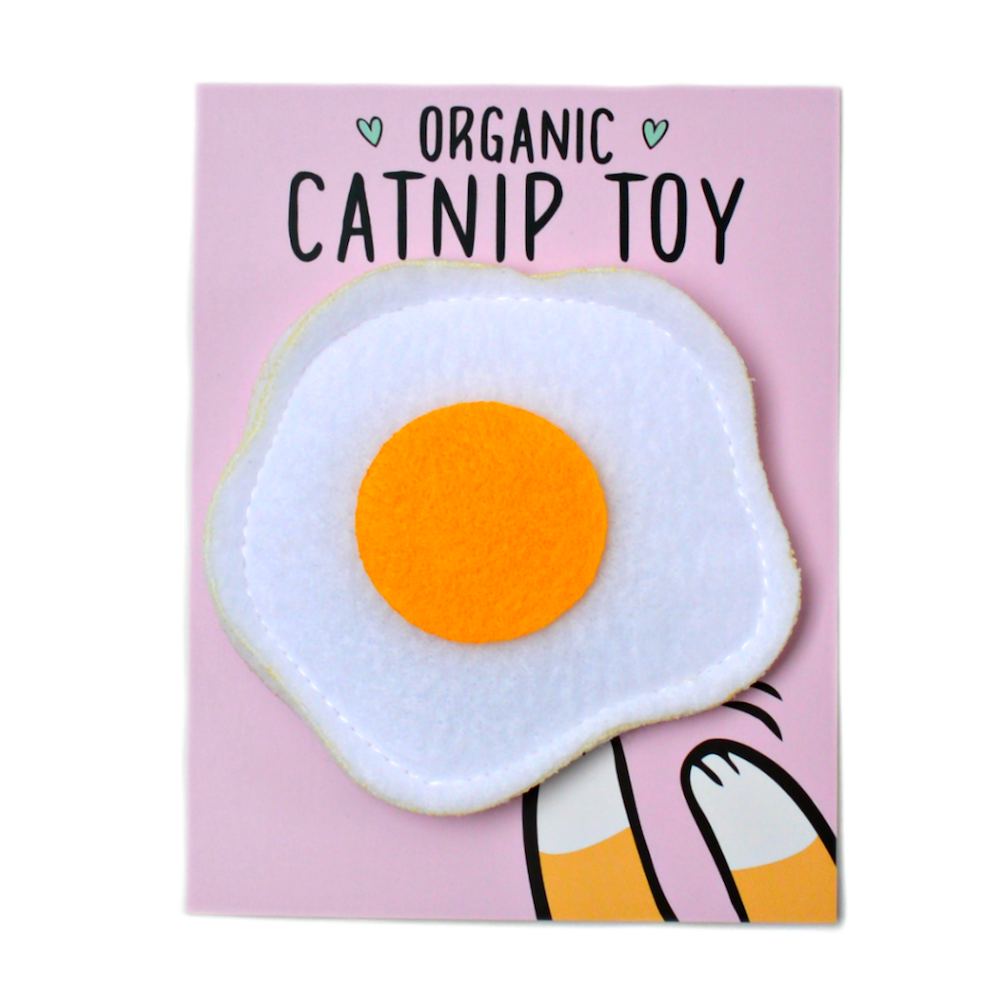 Sunny Side Up Egg Toy