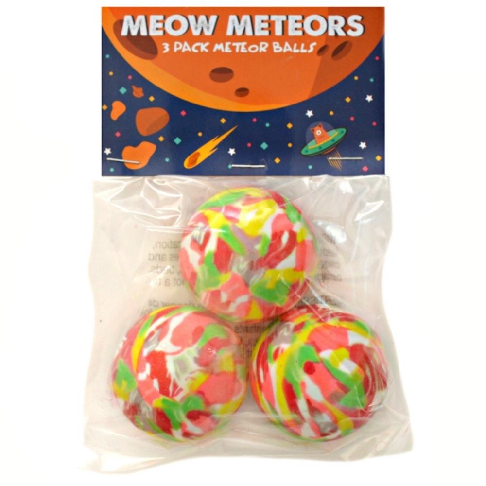 Meow Meteors