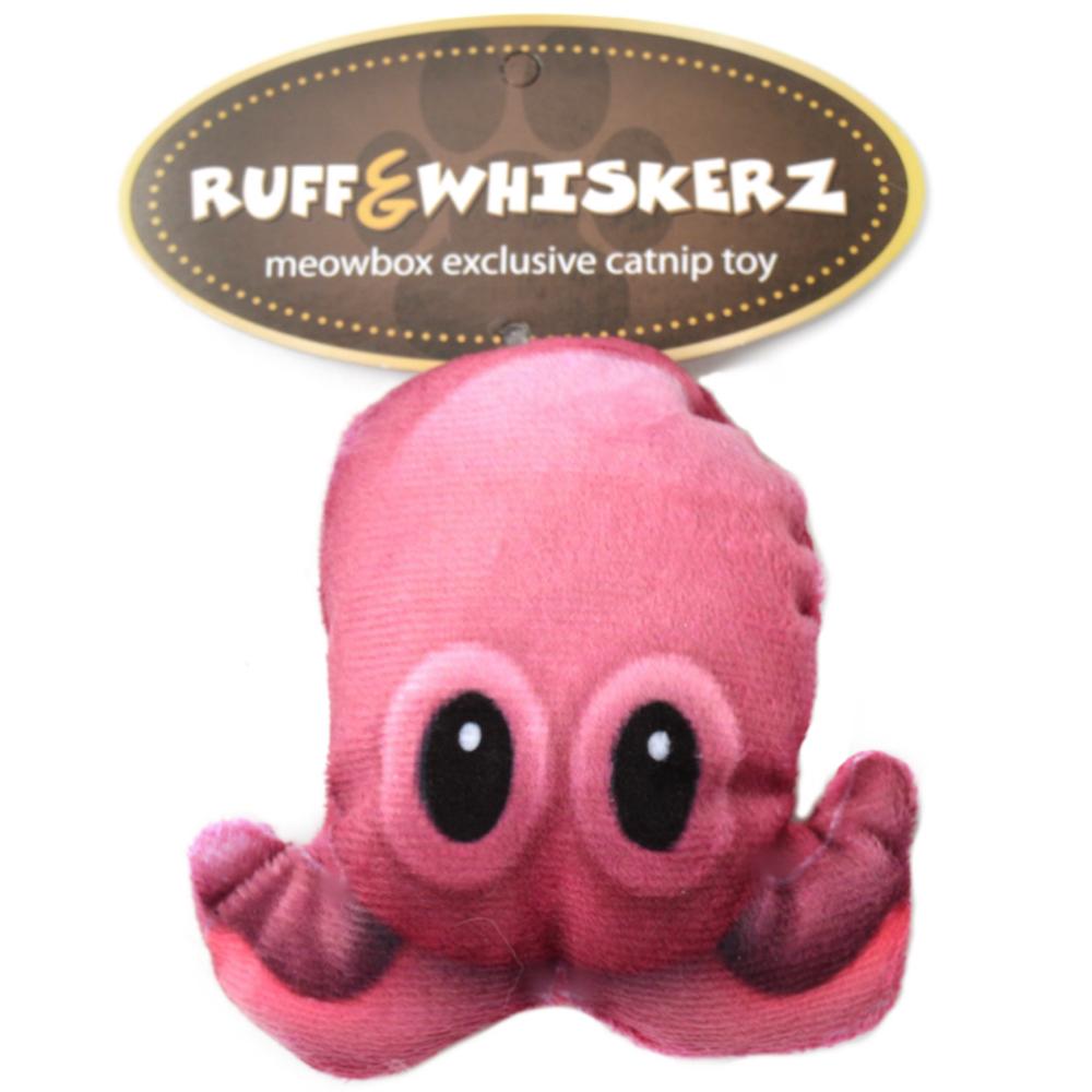 Emoji Octopus Toy