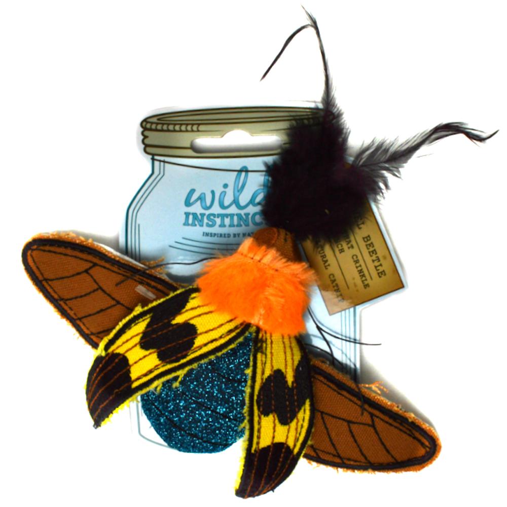Wild Instincts Jewel Beetle