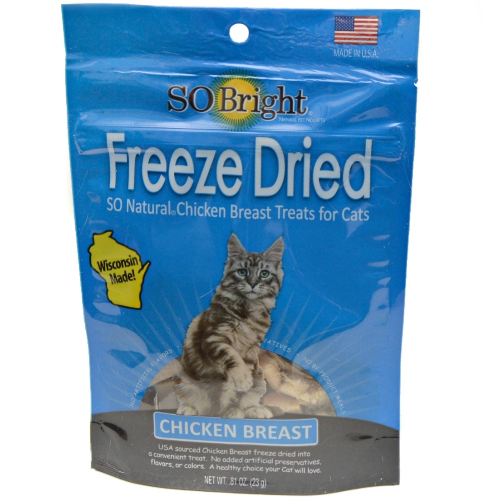 Freeze Dried Chicken Breast Treats