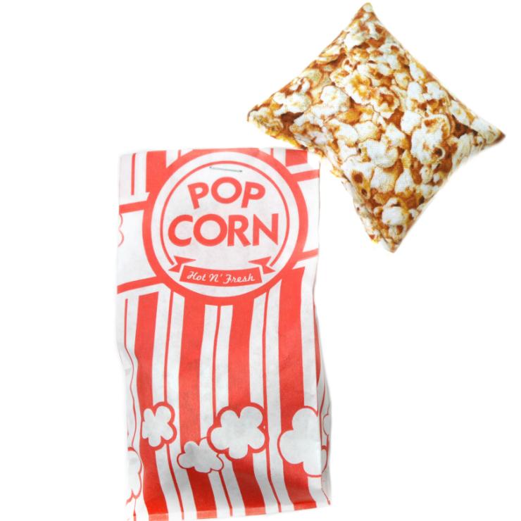 Popcorn Square