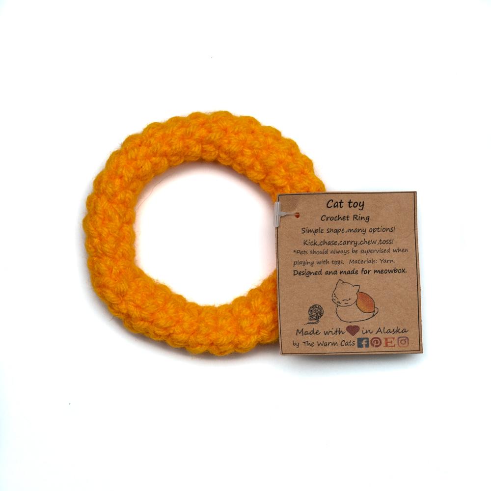 Crochet Life Preserver