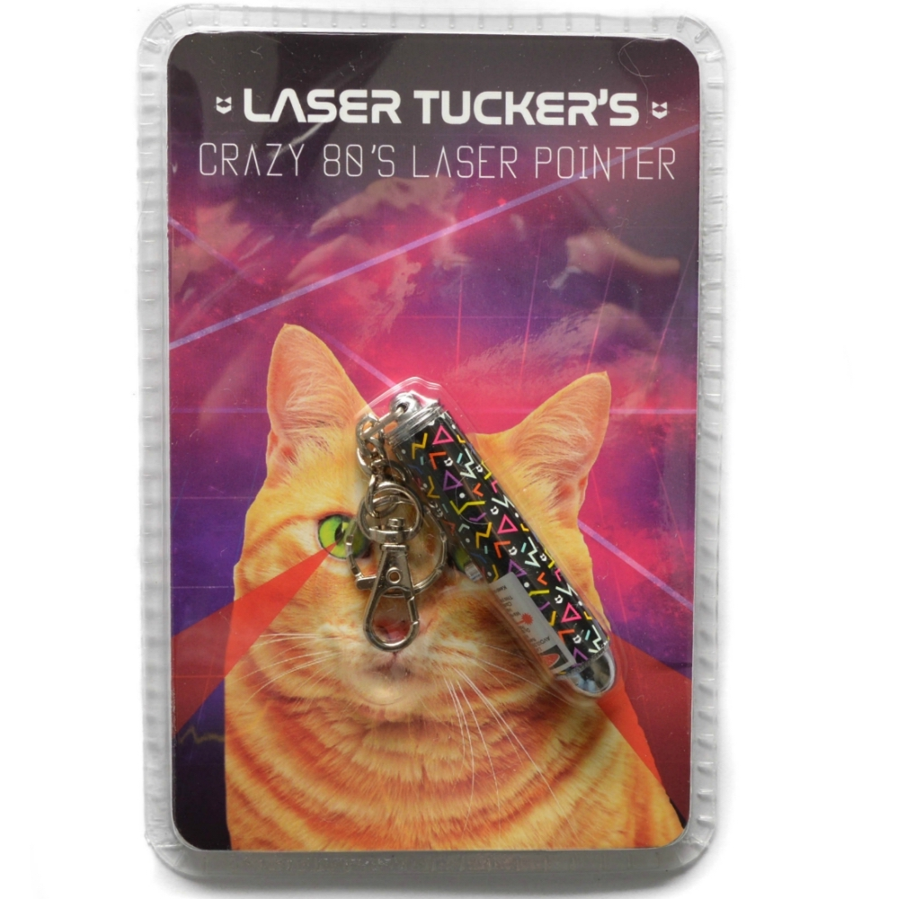 Laser Tucker's Crazy 80's Laser Pointer