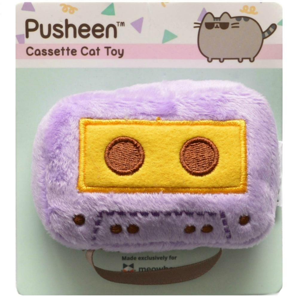 Cassette Cat Toy