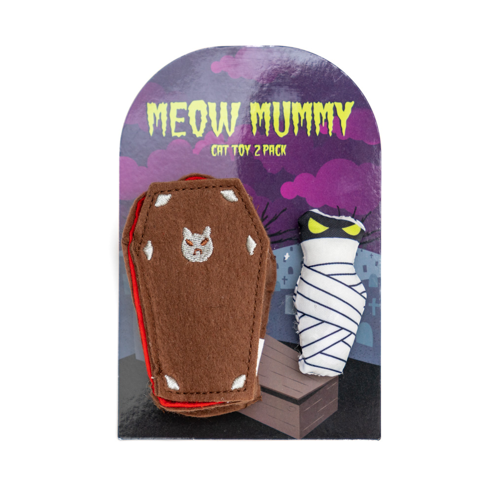 Meow Mummy 2-Pack