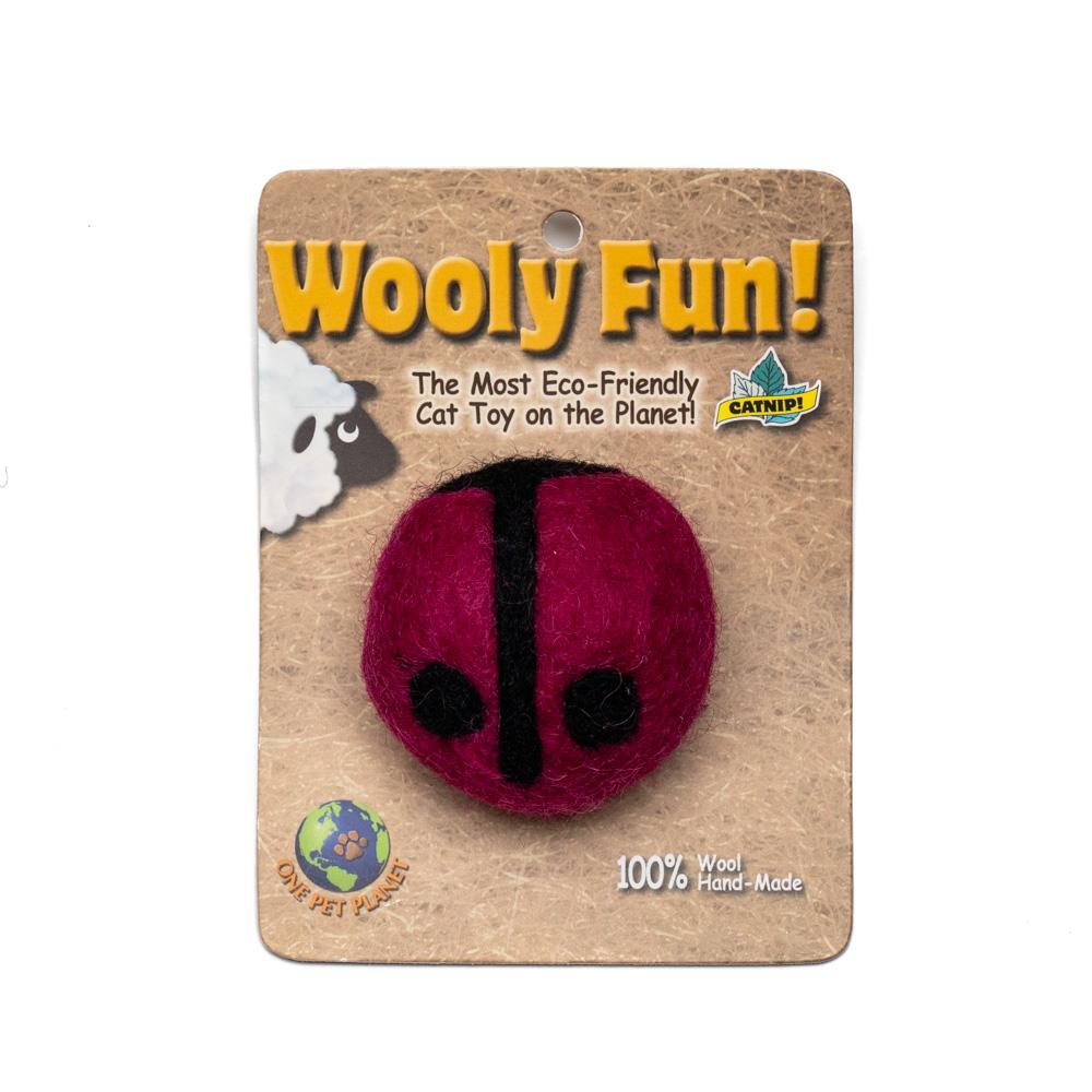 Wooly Ladybug