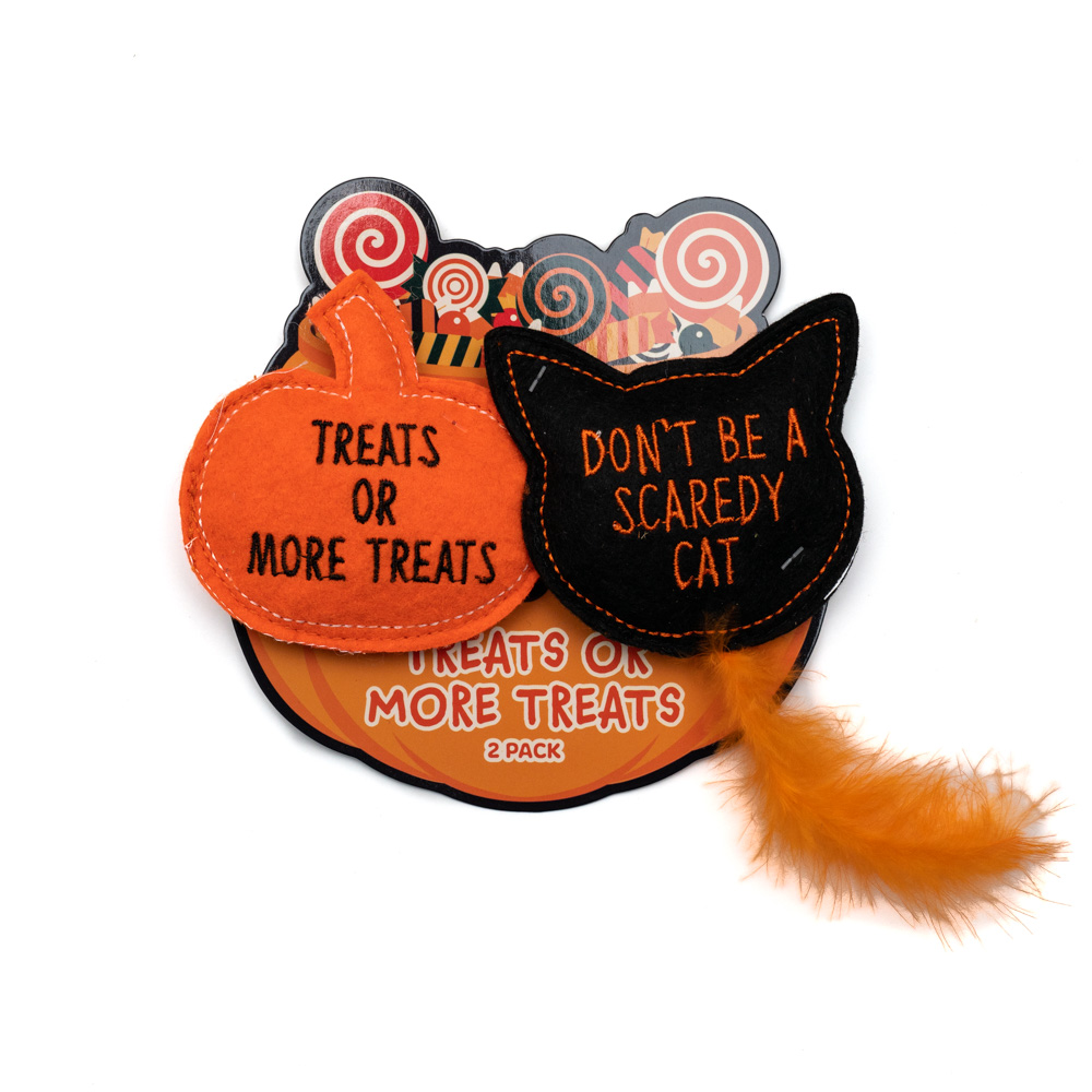 Treats or More Treats 2-Pack