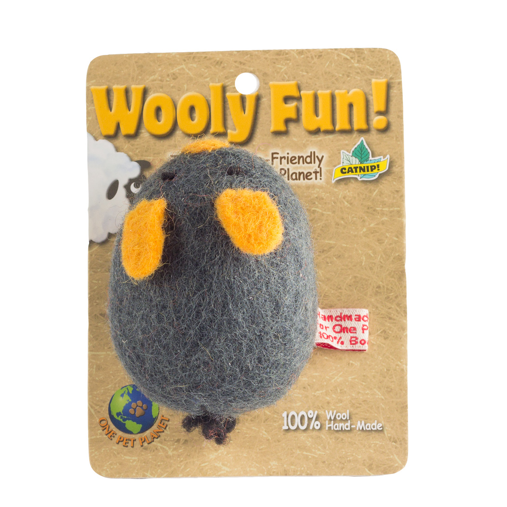Wooly Fun Big Mouse