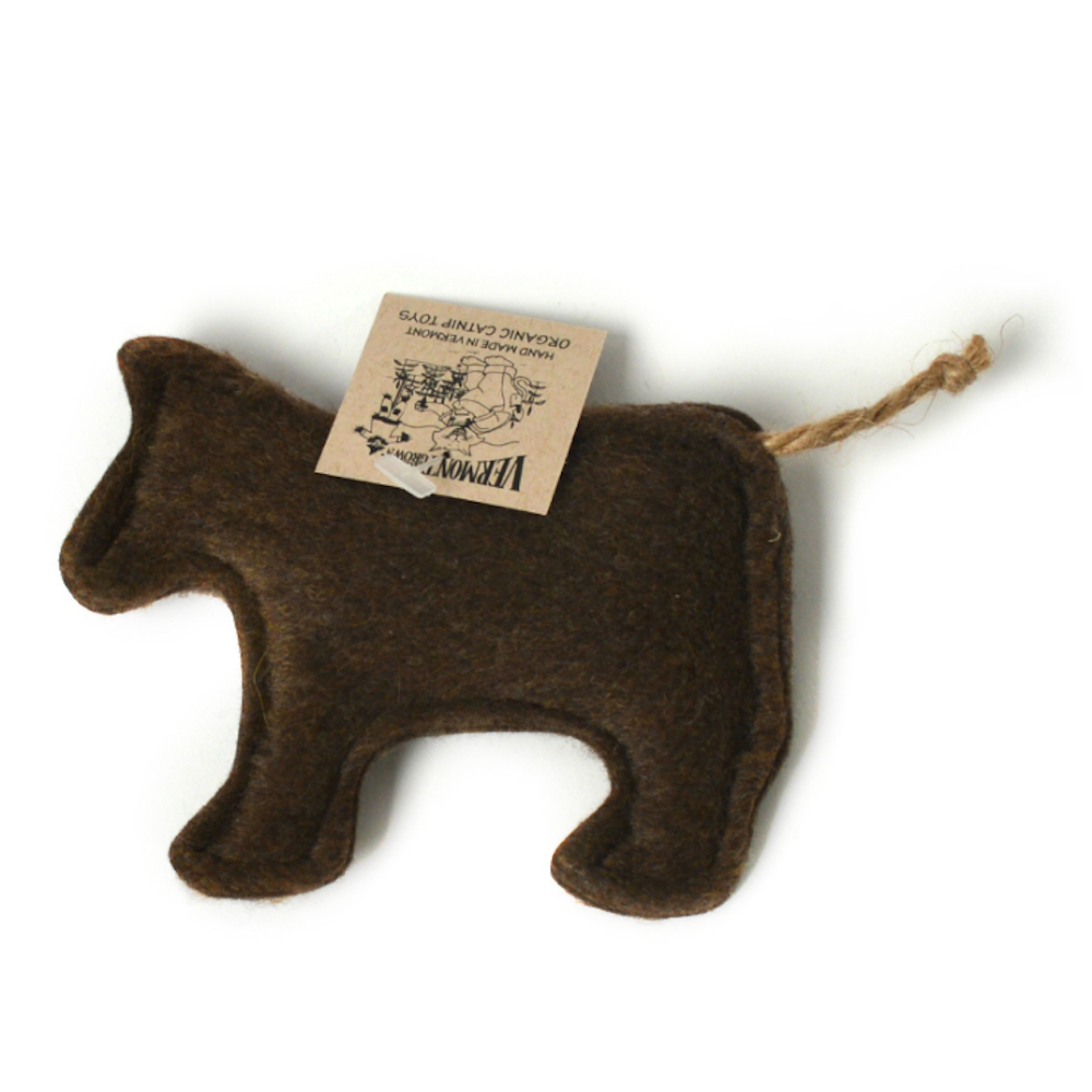 Brown Cow Organic Catnip Toy