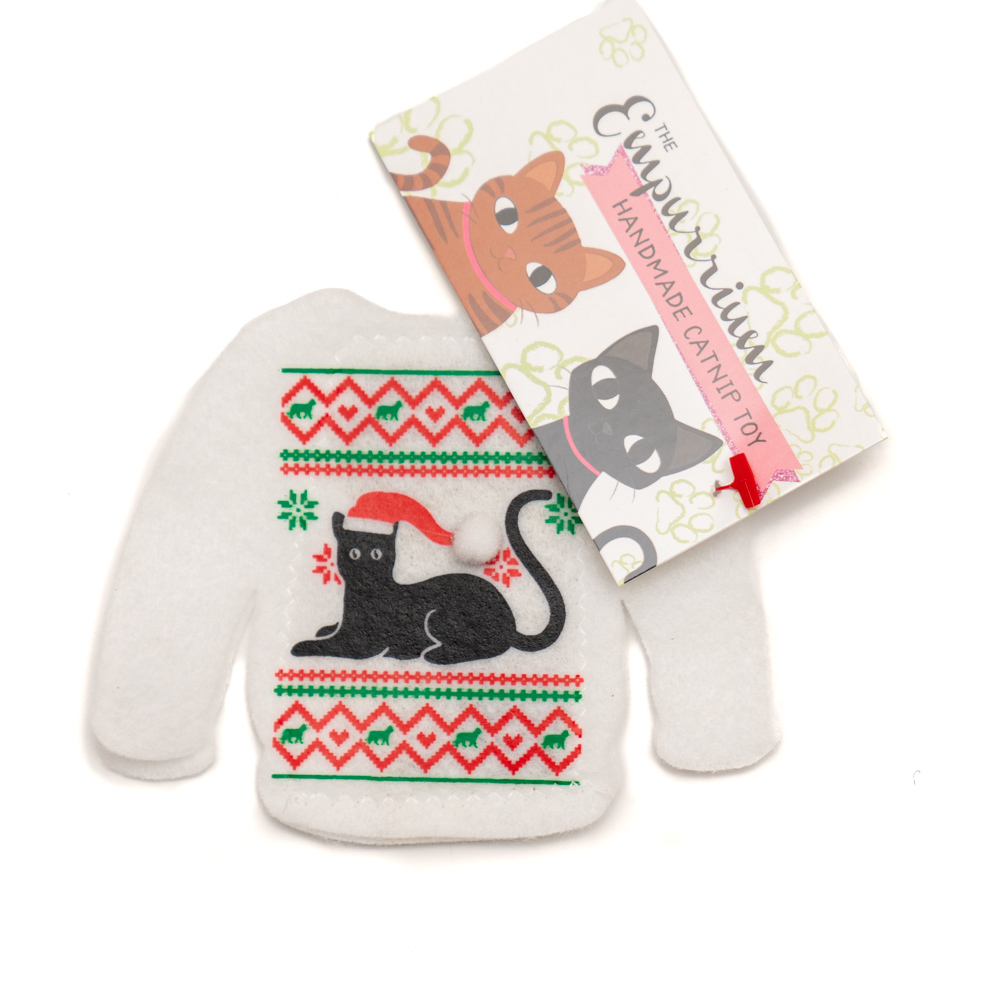 Catnip Ugly Christmas Sweater