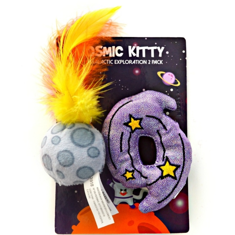 Cosmic Kitty Galactic Exploration 2 Pack