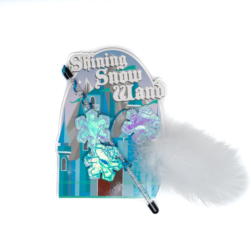 Shining Snow Wand
