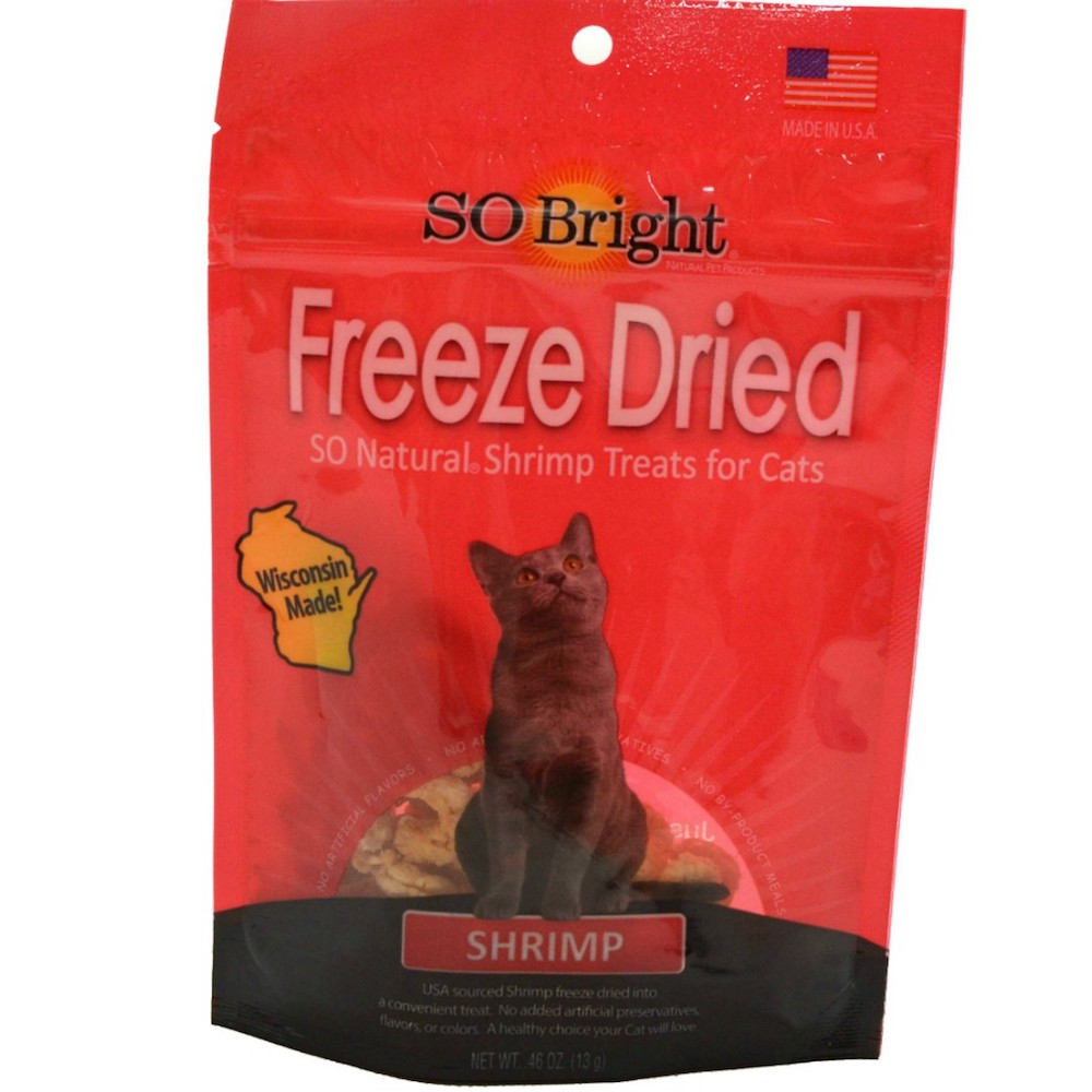 Freeze Dried Shrimp