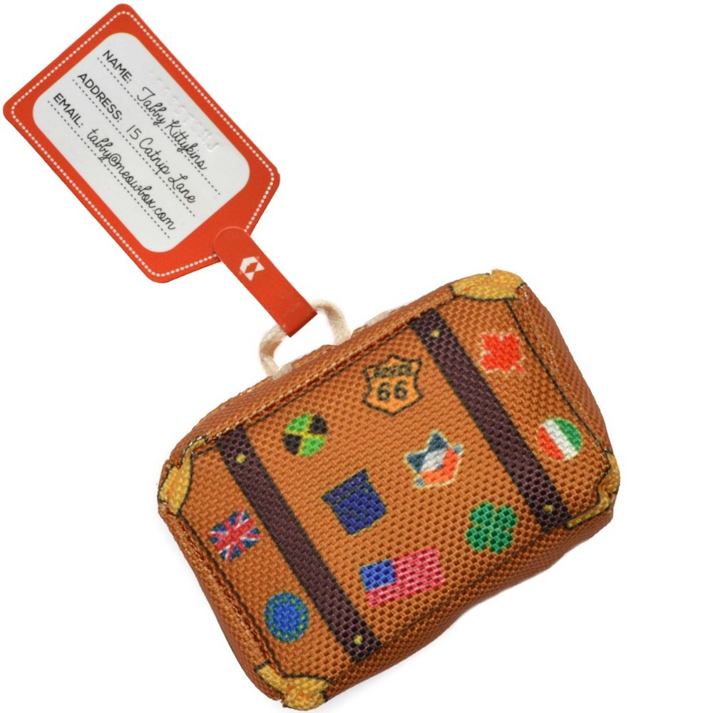 Well Traveled Suitcase Toy