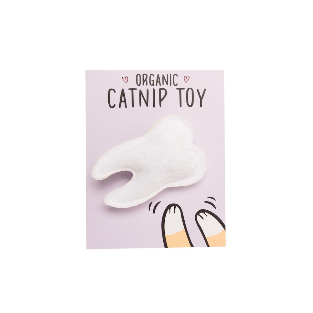 Organic Catnip Tooth