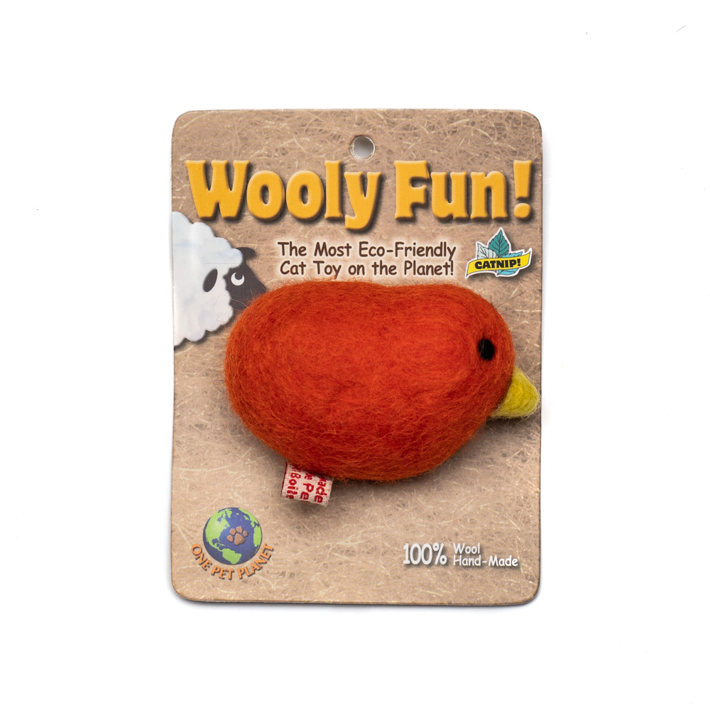 Wooly Duck