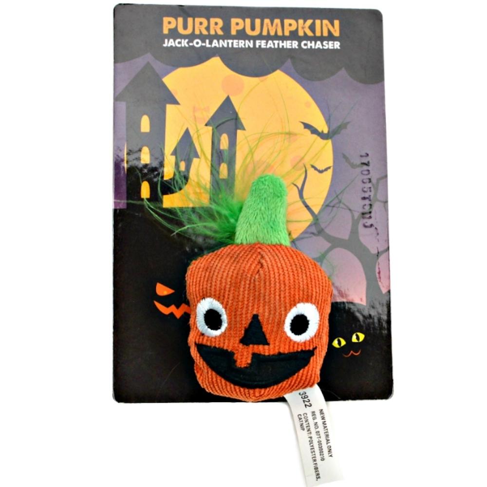 Purr Pumpkin