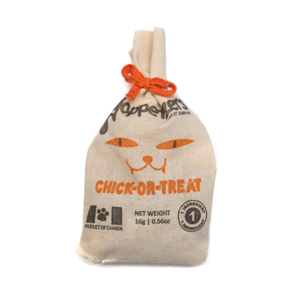 Chick-Or-Treat Chicken Treats