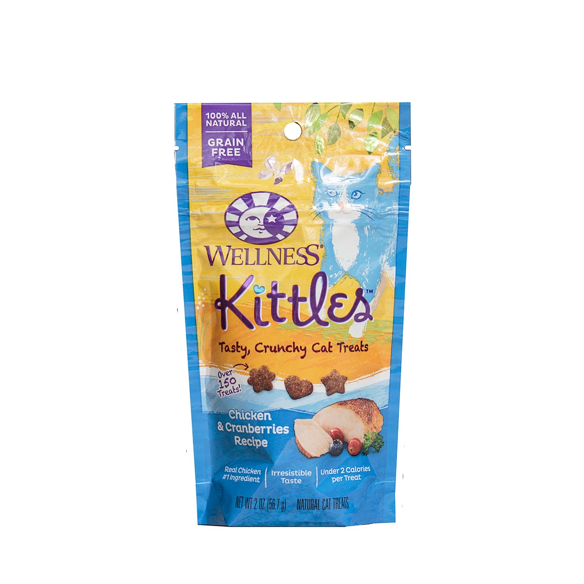 Kittles Cat Treats, Chicken & Cranberries Recipe