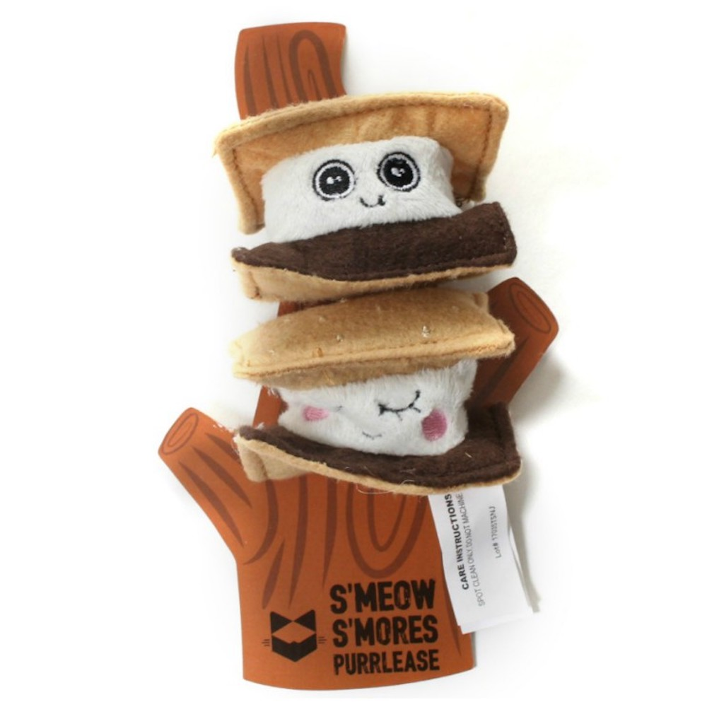 S'Meow S'Mores Purrlease