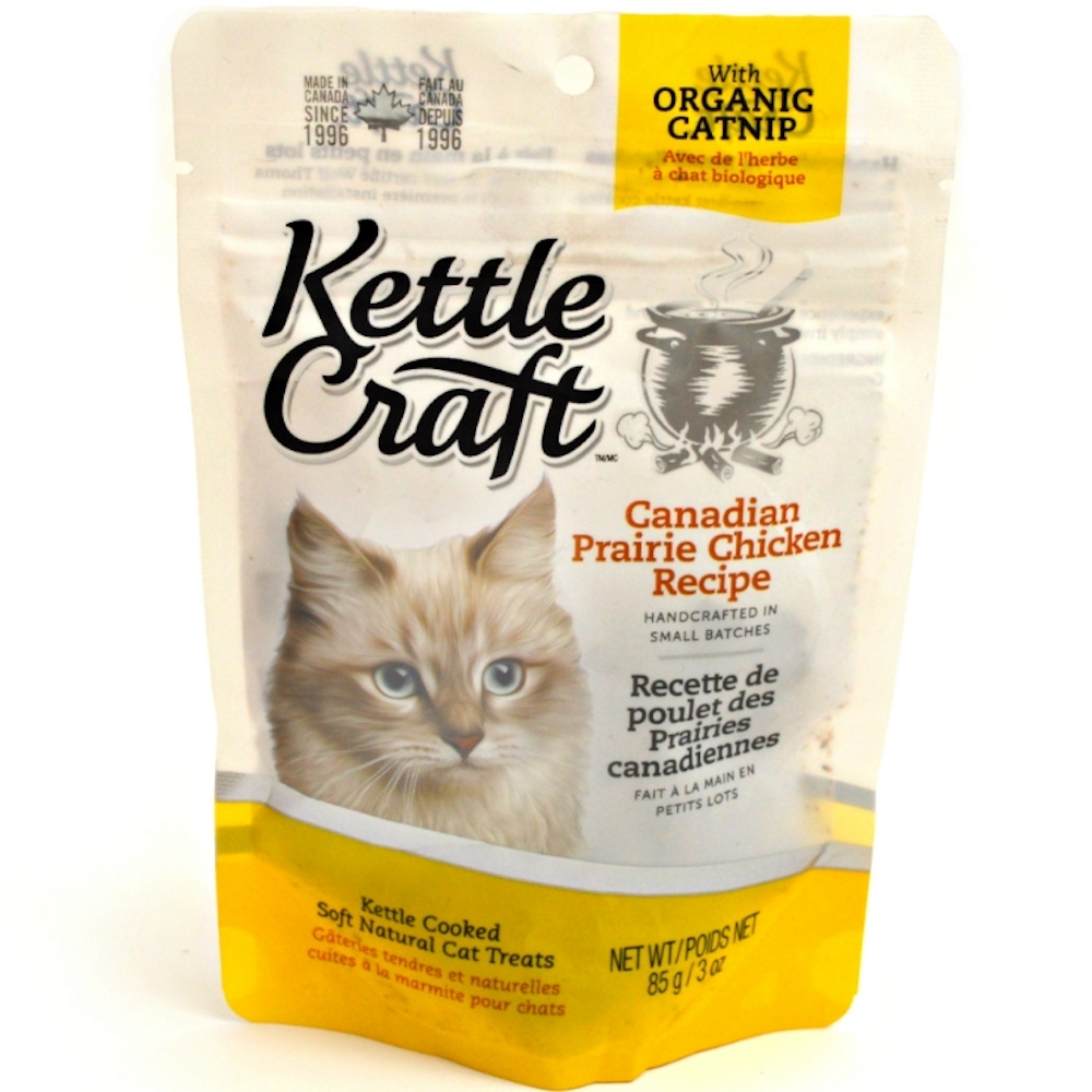 Kettle Craft Chicken or Salmon Treats