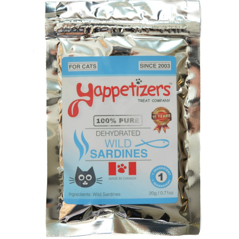 Dehydrated Wild Sardines