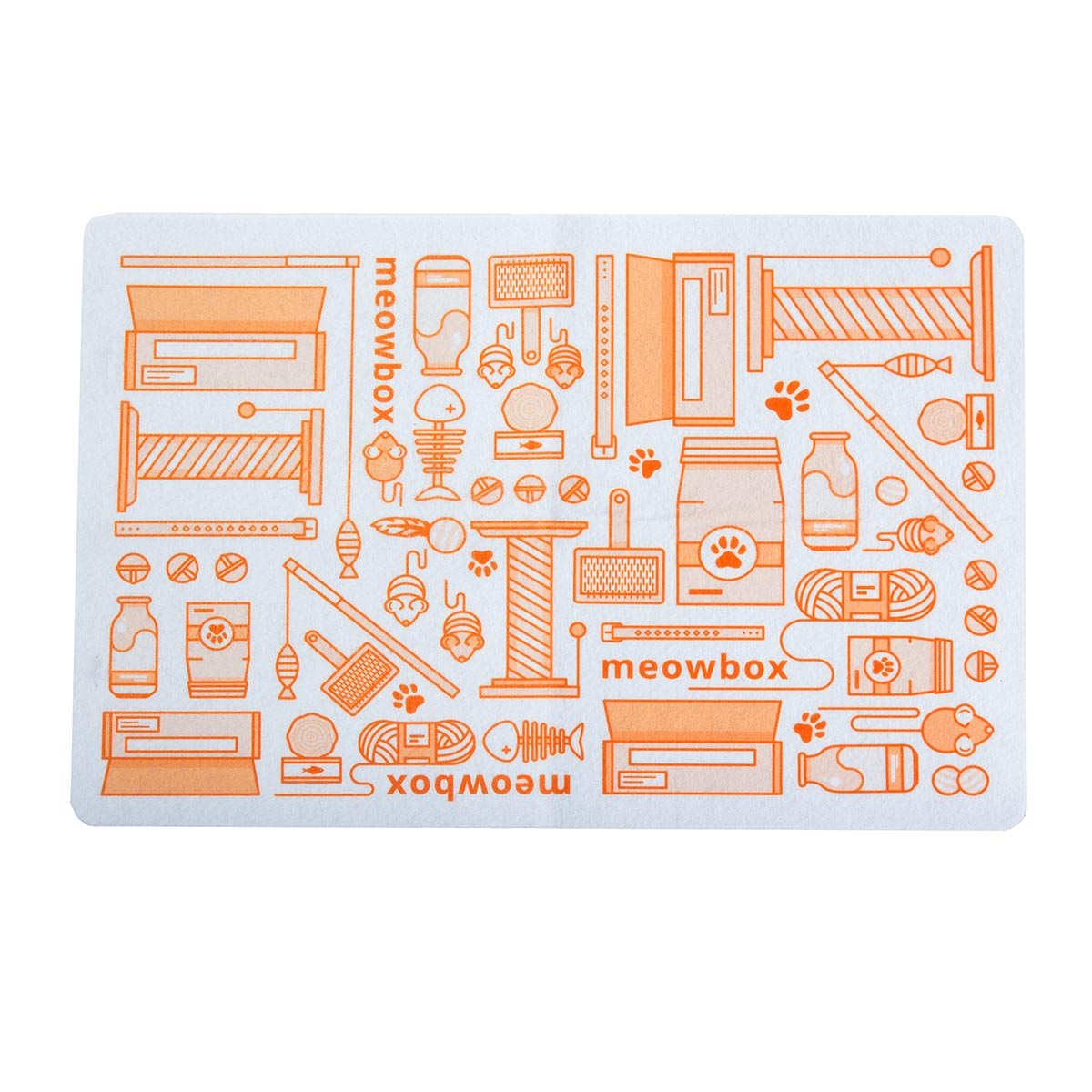 meowbox Placemat