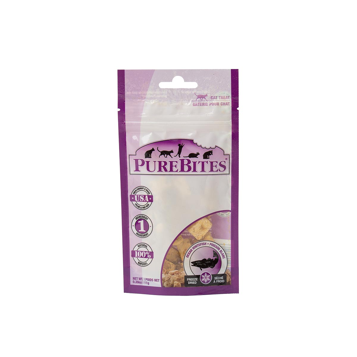 100% Pure Freeze Dried Treats (Assorted Flavors)