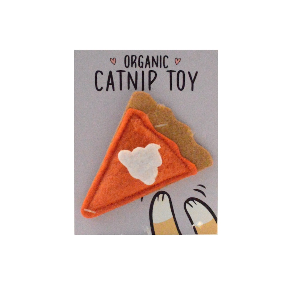 Pumpkin Pie Toy