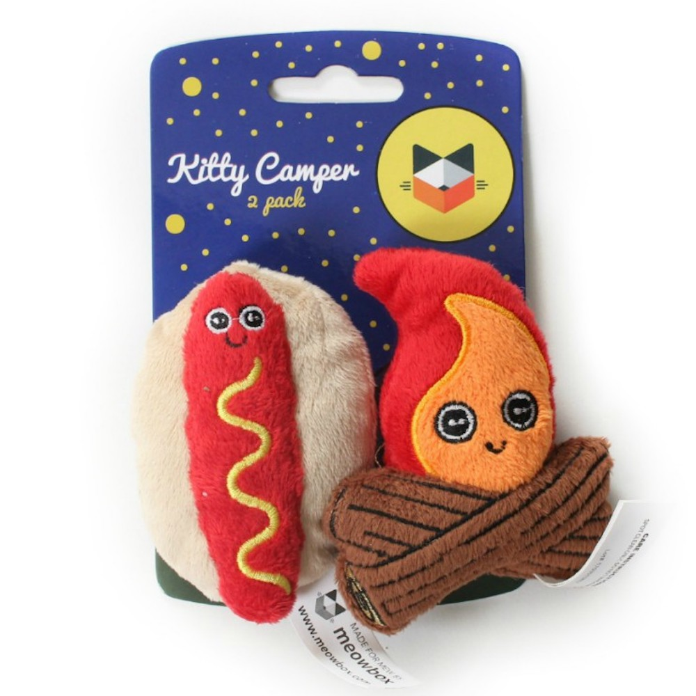 Kitty Camper 2 Pack