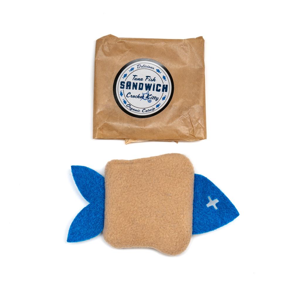 Tuna Sandwich Lunch Toy