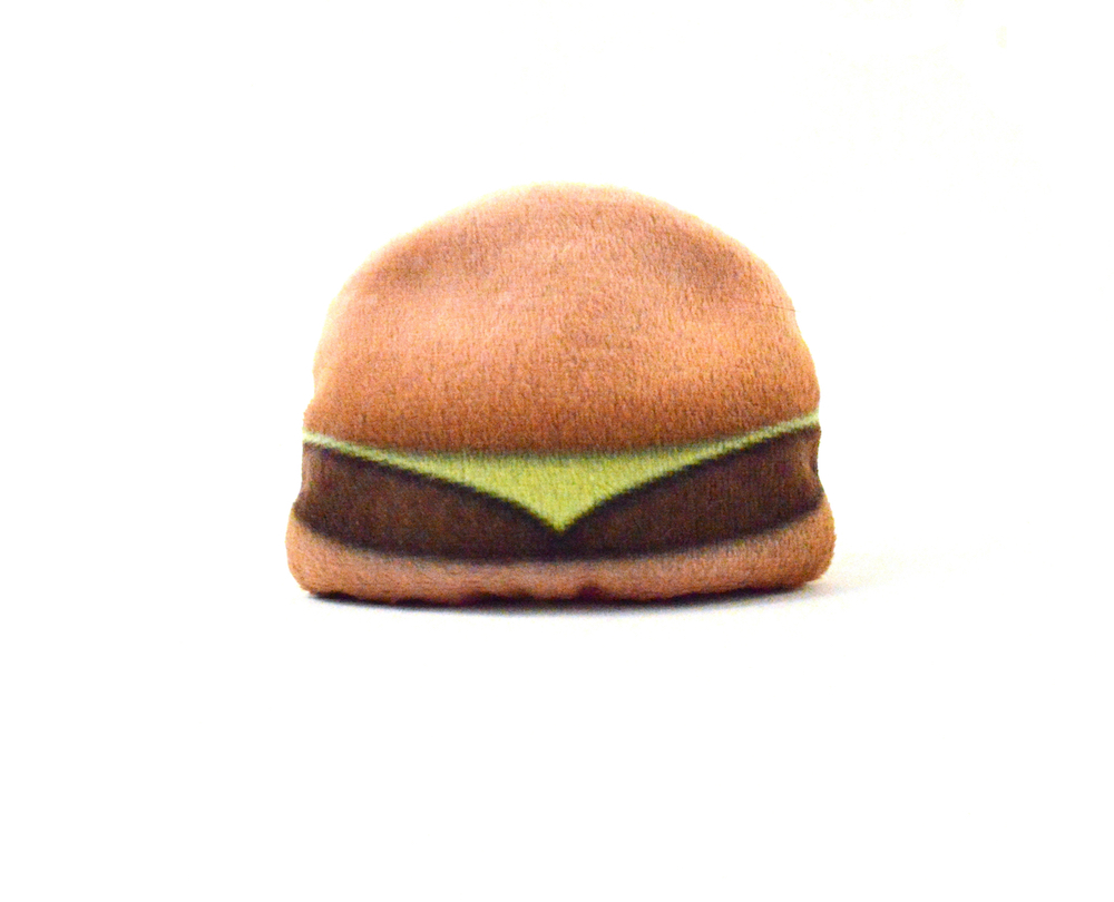 Cheeseburger Emoji Toy