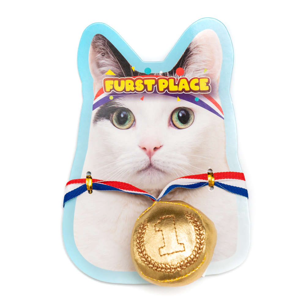 Furst Place Gold Medal