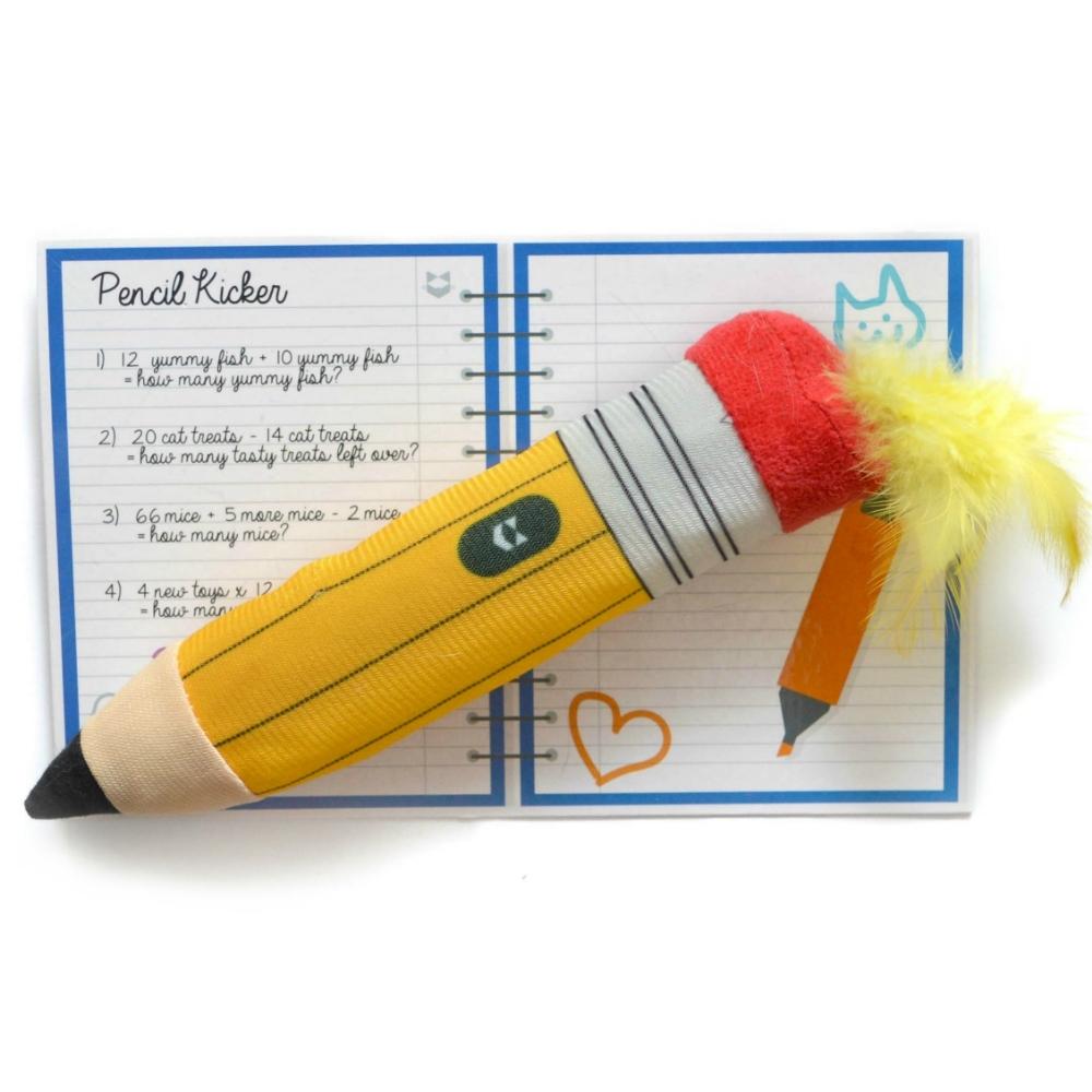 Pencil Kicker