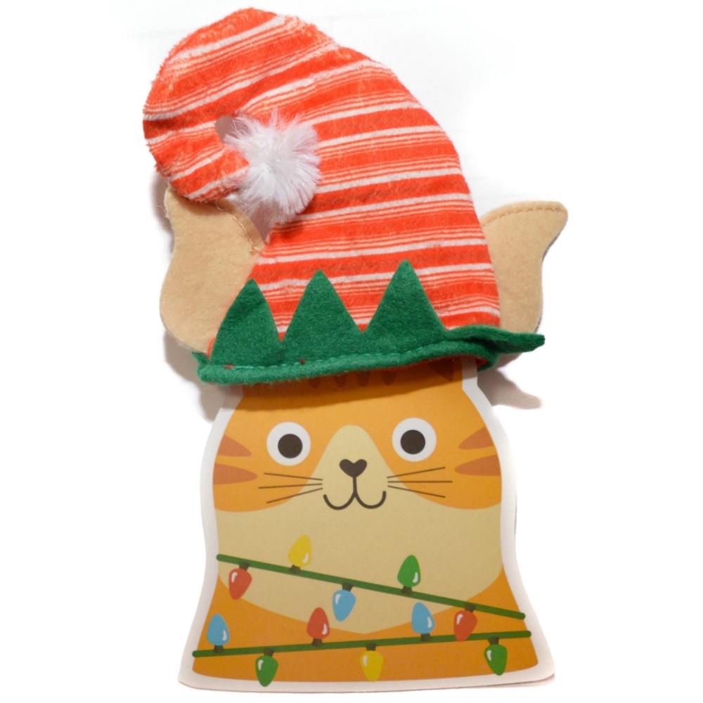 Crinkly Elf Hat