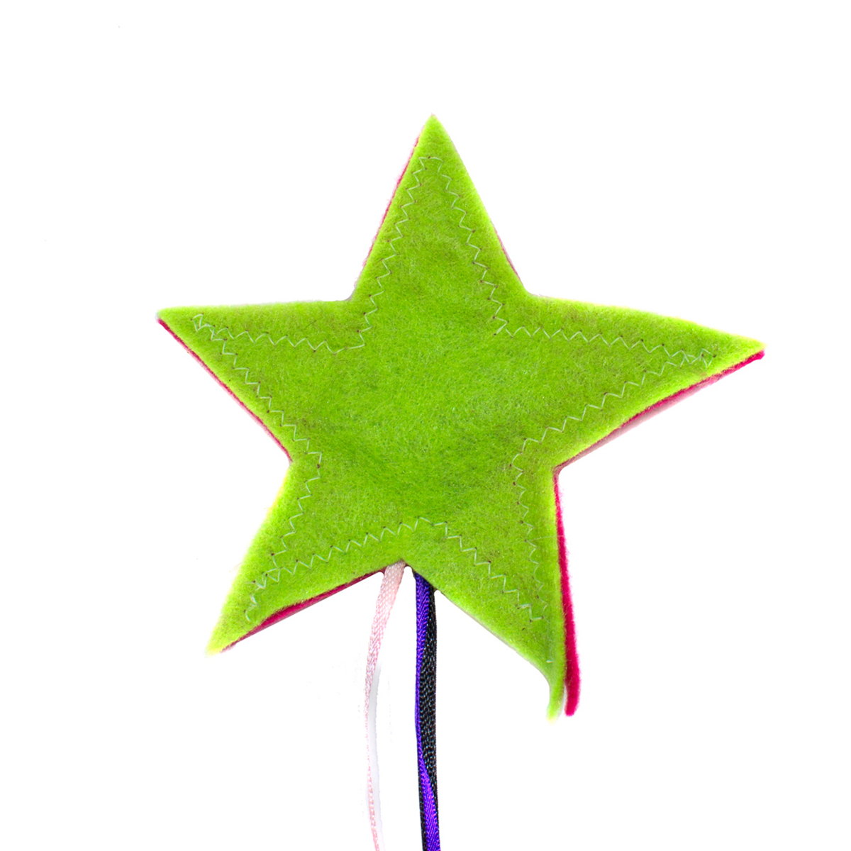 Shooting Star Catnip Toy