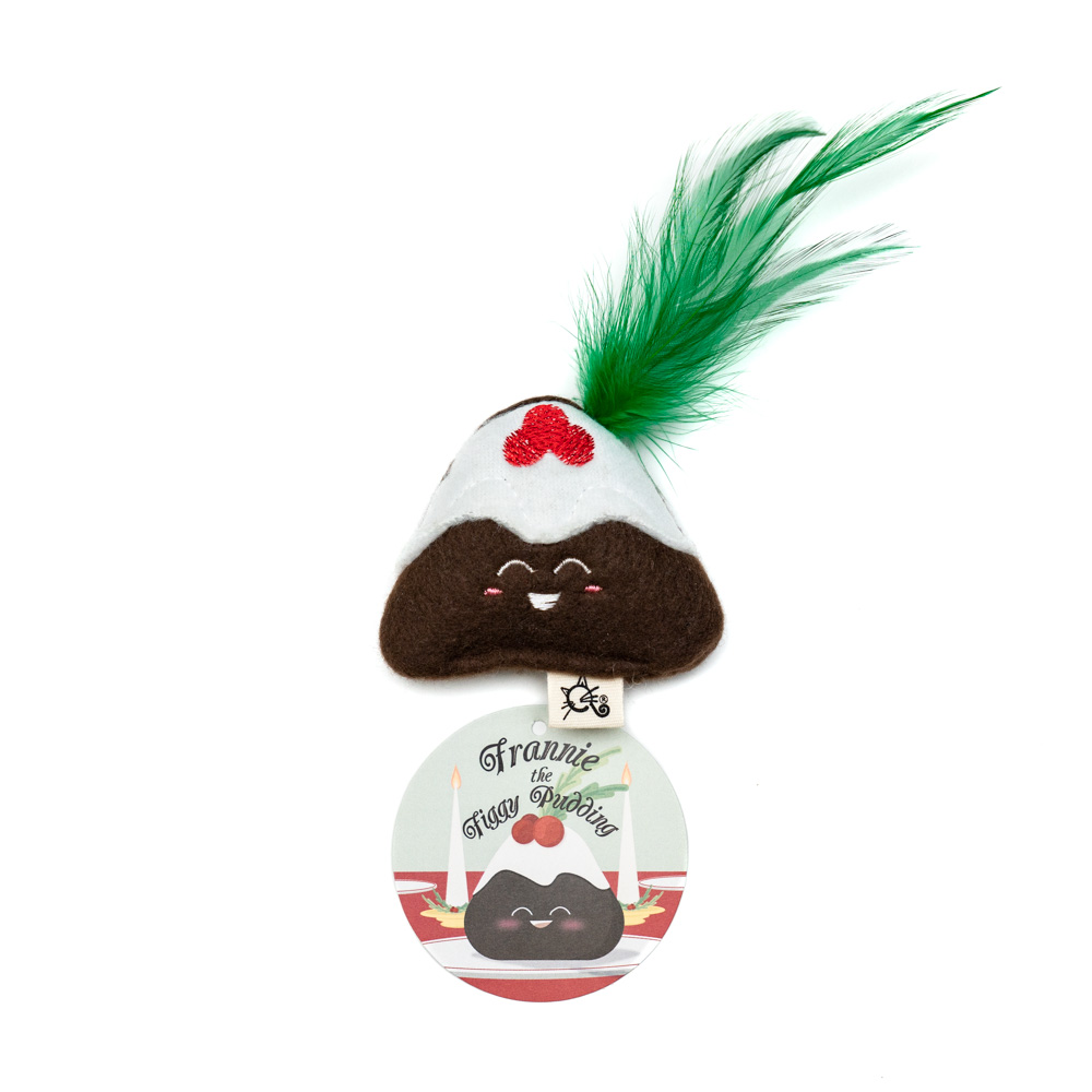 Frannie the Figgy Pudding