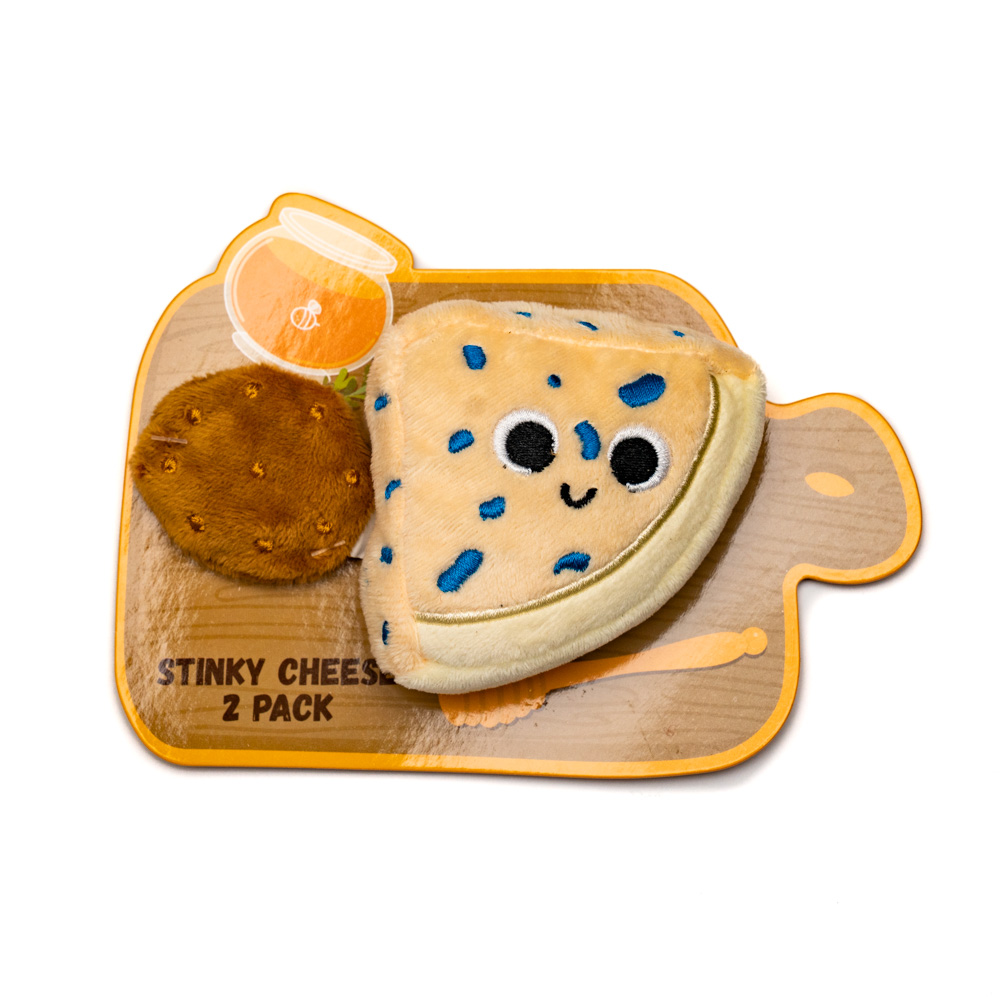 Stinky Cheese 2-Pack