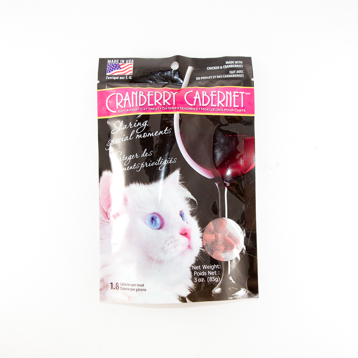 Cranberry Cabernet Cat Treats