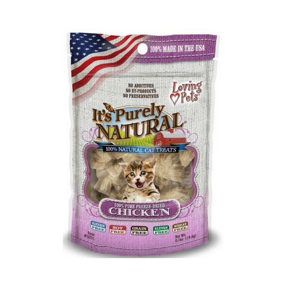It's Purely Natural Chicken Treats