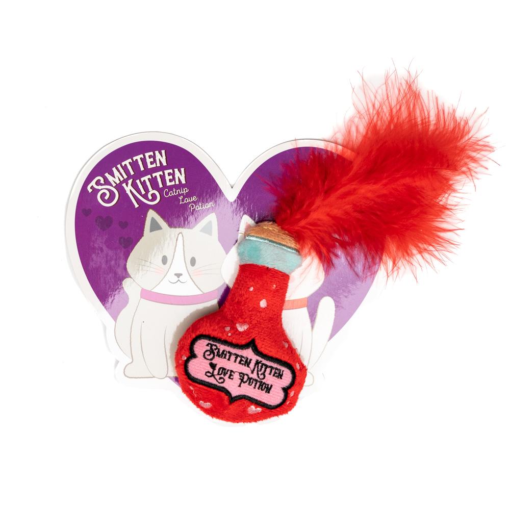 Smitten Kitten Catnip Love Potion