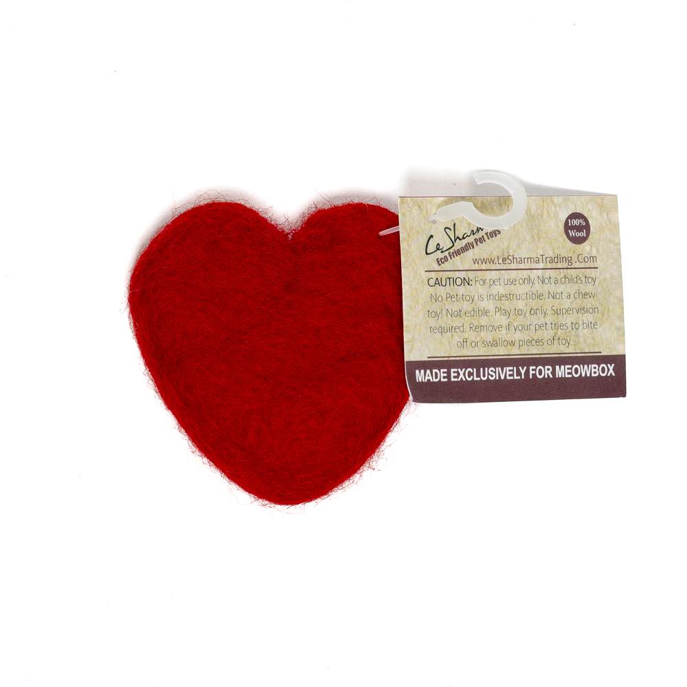 Wool Love Heart