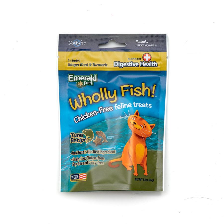 Wholly Fish Tuna Recipe Treat